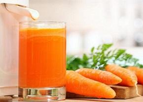Морковный сок - состав, польза и лечебные свойства