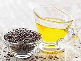 Льняное масло - полезные свойства и применение